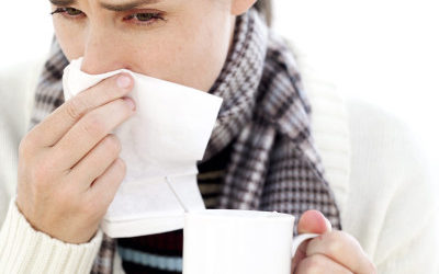 The FLU…..season is still going strong.