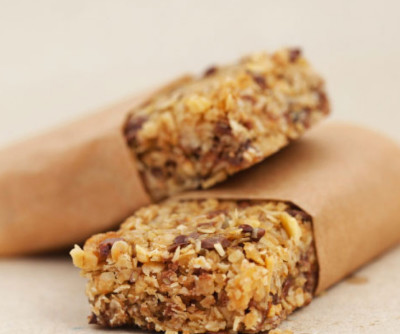 No Bake Easy Energy Bars: Gluten Free and Vegetarian Ingredients